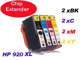 Wholesale 8PK sets ink caitridge for HP XL HP Officejet HP Officejet HP Officejet