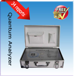 Wholesale Quantum Resonance Magnetic Analyzer Health Analyze reports English Version big size