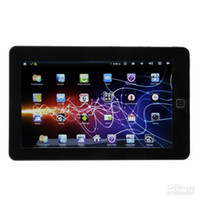 Wholesale Promotion quot capacitive flytouch tablet pc Android ARM11 MB GB WiFi camera HDMI GPS