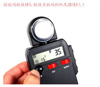 Wholesale OMES L4 Light Meter quot LCD Digital Flash Light Meter Tester New