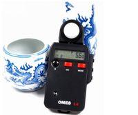 Wholesale OMES L4 Light Meter quot LCD Digital Flash Light Meter Tester For DSLR SLR Camera