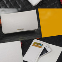 deiking - DK Wallet Bag Purse deiking case Cover Pouch leather case for iPhone4G S Card Slot Back Hot Sales