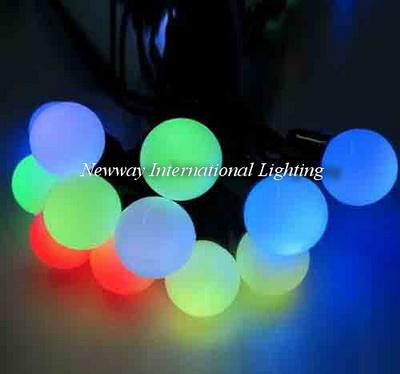 Rgb Led Decorative String Lights Light Balls The Garland Of Led
