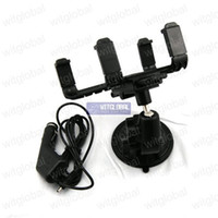 Wholesale 2in1 Acer Iconia Tab A500 A501 A100 Tablet Car holder Mount Car Charger Cord