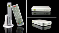 Wholesale New model INPHIC I10 HD P LAN RMVB H MKV HDMI AVI Divx Multi Media player