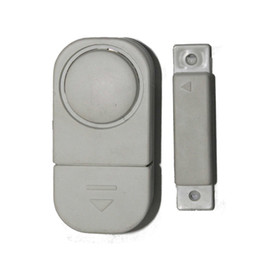 Entrée de la porte de sécurité en Ligne-Wireless Home Security Fenêtre Door Entry Alarme RV alarme de cambrioleur # 3170
