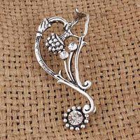 Wholesale Fashion Earrings Punk Ear cuff Snake Earrings Body Jewelry Earrings Dating Party