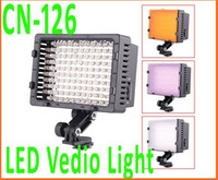 Wholesale CN LED VideoCamera Light Light Bulb Photo Lighting for Camcorder DV Camera Lighting K Reati