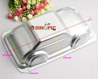 Wholesale 1pc car cake pan tin fondant cutter decorating mould mold bakeware cupcake tool41003547