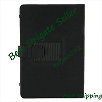 Wholesale Fashion Leather Case Skin With Holder for quot inch Android ZT X220 Tablet PC MID