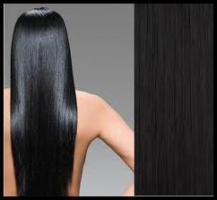 Wholesale 100 Indian Human Hair Straight Clip In Extension inch Black Remy Cheap Good
