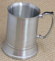 Wholesale 16OZ Double Wall Stainless Steel Tankard beer mug