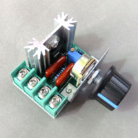Wholesale 5 W Voltage Regulator Dimming Dimmers Speed Control Thermostat control