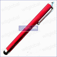 Wholesale Black Capacitive Stylus Pen For HTC Flyer HTC EVO View G Tablet