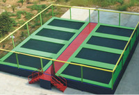 Wholesale Mobile bungee trampoline GO TPL204