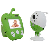 Wholesale Wireless Digital quot CMOS inch LCD Baby Monitor with camera Night Vision