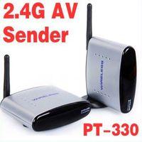 connectors av sender receiver - 2 G AV Sender Wireless Transmitter Receiver meters