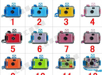 Wholesale raditional film camera Diving camera Waterproof mm Camera Underwater Camera LOMO cam bb1