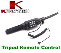 benro tripods - Pro Fluid Drag Video Tripod Remote Control Handle Benro RM25X For Video Camera Camcorder Canon Sony