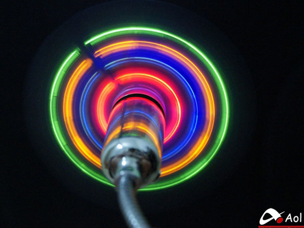 product led light usb mini fan bring