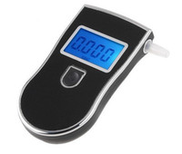 Wholesale 9124 Prefessional Police Digital Breath Alcohol Tester Breathalyzer droping seeling