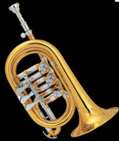 Wholesale JBRC rotary valve cornet lacquer