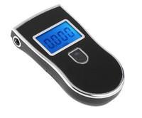 Wholesale 9124 Prefessional Police Digital Breath Alcohol Tester Breathalyzer freeshipping