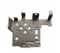 Wholesale Metal Stamping Parts Sheet Metal Part With Fabrication and Broaching Process Production R