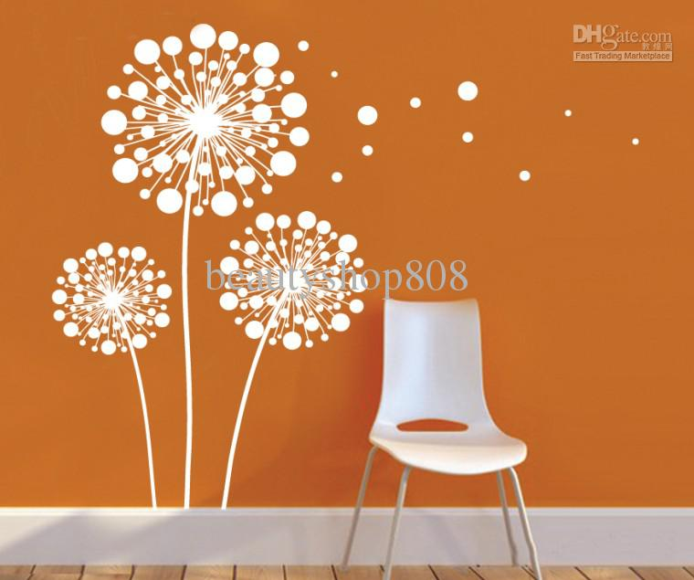Modern interior paper art on wall - Decorative wall sticker ...