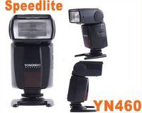 wholesale nikon - Yongnuo YN460 YN LED Video Lights Flash Speedlite for Canon Nikon Pentax Olympus