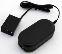 Wholesale Camera ac charger ACK DC50 ACKDC50 for CANON PowerShot G10 G11 G12 SX30 IS SX30IS