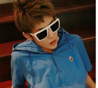 Resin Lenses amber s - Men And Women s Sunglasses WhiteClassic Sunglasses