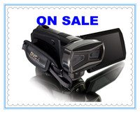 Wholesale ODEM Megapixel Dual CMOS Sensor D Digital Video Camera ON SALE HD D10 Black