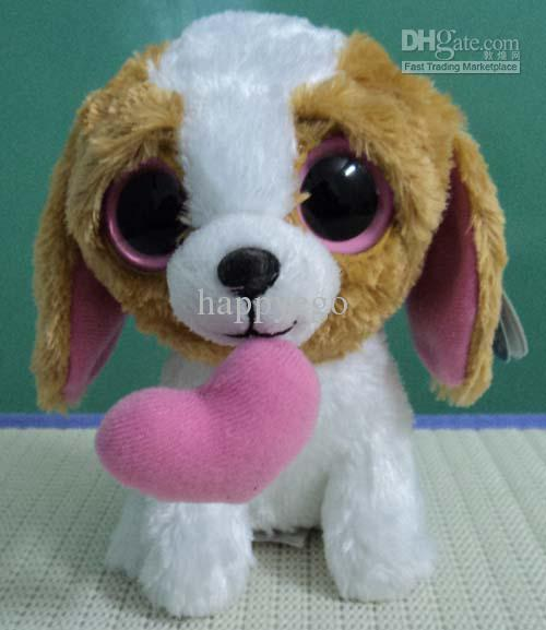Plush Puppy Brand Dog Toys