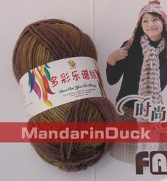 Wholesale skeins kg Hand knit wool Coarse wool Knitting wool coat wool