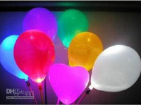ballon helicopter - hot wedding Led Holiday Lighting light balloon LED arrow helicopter ballon best quality kids toys