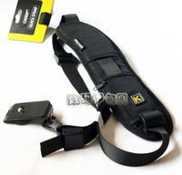 Wholesale Quick Release Single Shoulder Camera Neck Strap for DSLR