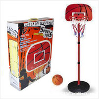 Wholesale Children s toys with basketball board basketball fan basketball meters iron box