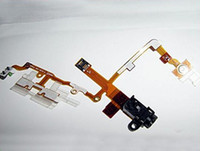 Wholesale Headphone Audio Jack Ribbon Flex Cable for iPhone G
