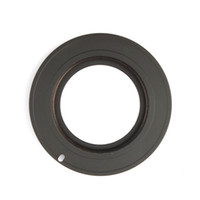 Wholesale M42 Lens to Canon EOS EF D D D D D Adapter black from kakacola shop