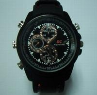Black watch dvr recorder - New GB Waterproof sport camera Watch Spy Camera Video Recorder mini DVR Resolution