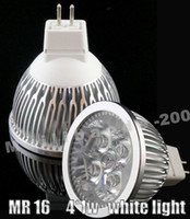 Spotlight down light mr16 - 4W x1W V Cool Warm Pure White LED MR Energy Saving Down Spot Light Lamp Bulb New