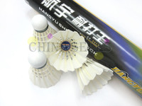 Wholesale high quality Genuine hangyu badminton shuttlecocks durable king shuttlecock balls