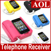 Wholesale Phone x Phone Retro Handset Dock Stand Classic for Cellphone G Multi Colors pc