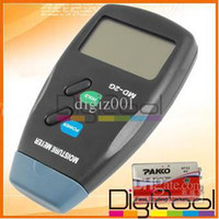 Wholesale Digital LCD Wood Moisture Meter Damp Wall Tester Home Inspection Detector Pin