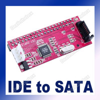 Wholesale IDE TO SATA HDD CD DVD Converter Adapter
