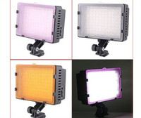 Wholesale CN LED VideoCamera Light Light Bulb Photo Lighting for Camcorder DV Camera Lighting K