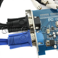 Wholesale 1pcs cheapest Channel V7 DVR Card Capture Card GV600 airmail quality SS108566