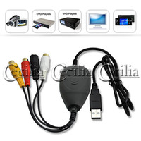 Wholesale USB Simplex High Definition AV Recorder Video Capture Card SS109575