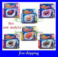 Wholesale beyblade games d metal fusion metal masters online kids toys ems
